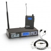 LD Systems MEI100 G2 B 5 - in-ear personal monitoring system UHF