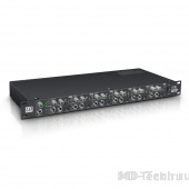 LD Systems HPA 6 - studio amplifier for 6 headphones