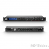 LD-Systems DPA 260 - digital system processor 3 inputs / 6 outputs